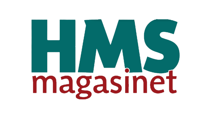 logo hms magasinet